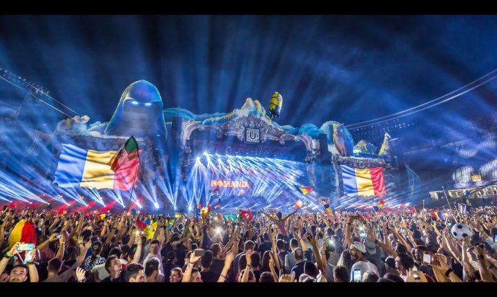 UNTOLD Festival 2018 la Cluj Arena