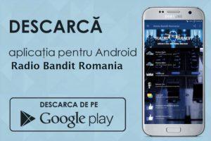 Aplicatie Mobil • Radio Bandit